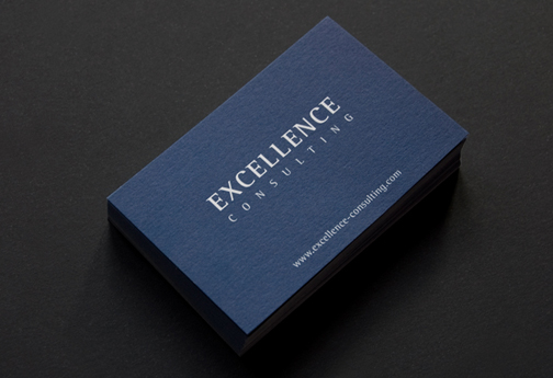 Excellence Consulting – Brand identity