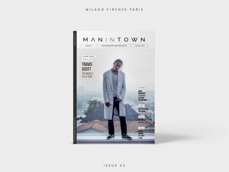 MANINTOWN issue #3