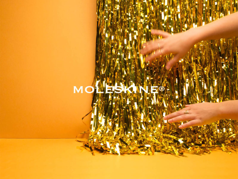 Moleskine – New Years Resolutions