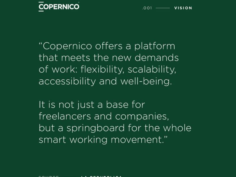 Copernico – Brand identity